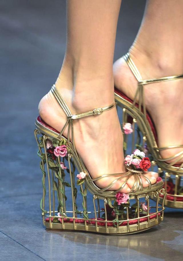 Dünyanın en değişik ayakkabıları - 18
