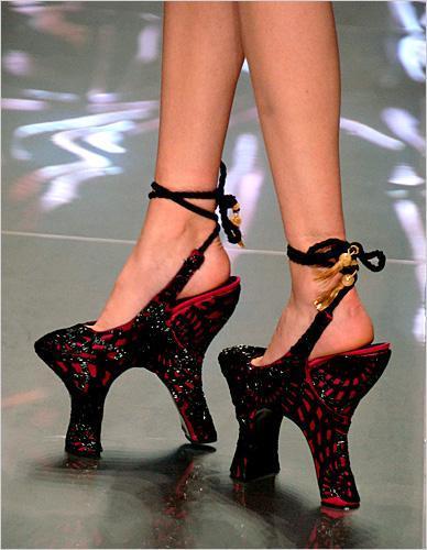 Dünyanın en değişik ayakkabıları - 2