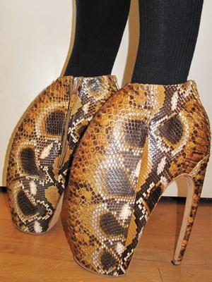 Dünyanın en değişik ayakkabıları - 27