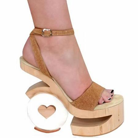 Dünyanın en değişik ayakkabıları - 32