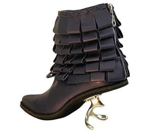 Dünyanın en değişik ayakkabıları - 33