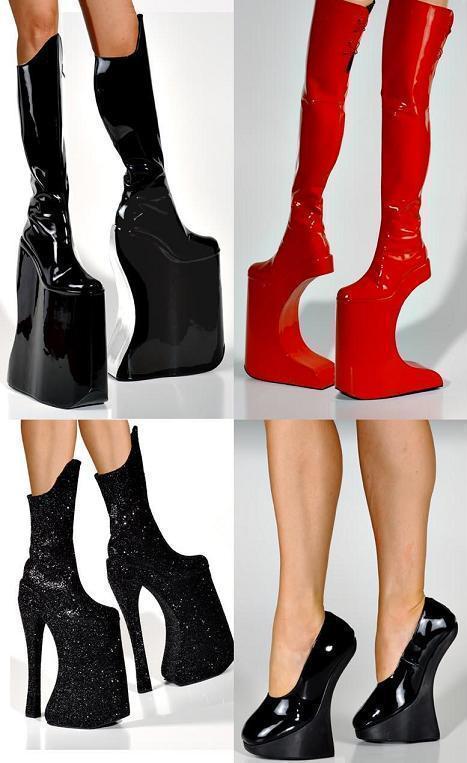Dünyanın en değişik ayakkabıları - 34