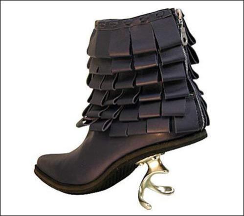 Dünyanın en değişik ayakkabıları - 39