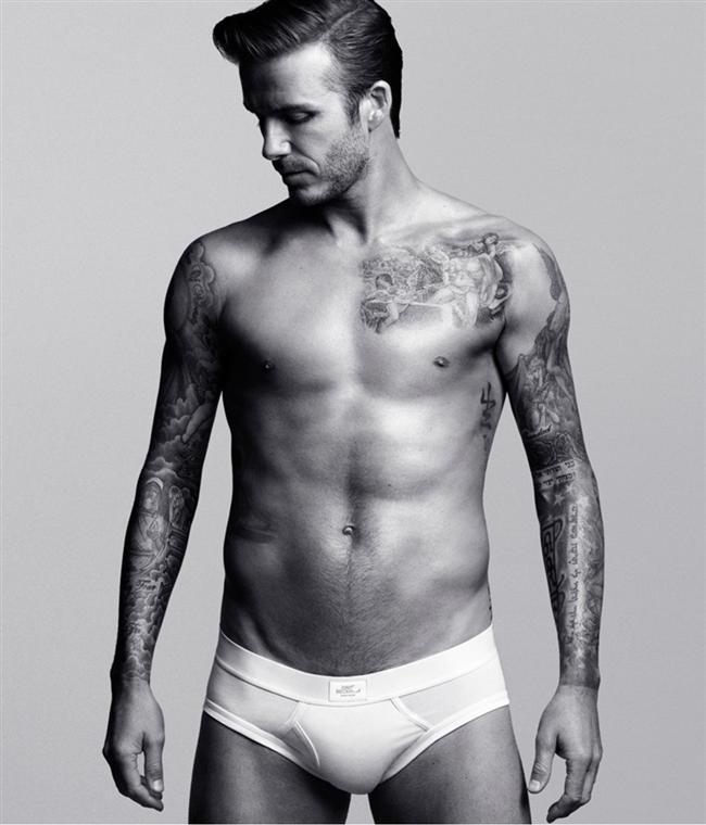 Futbolcu David Beckham 70 milyon dolara bacaklarını...