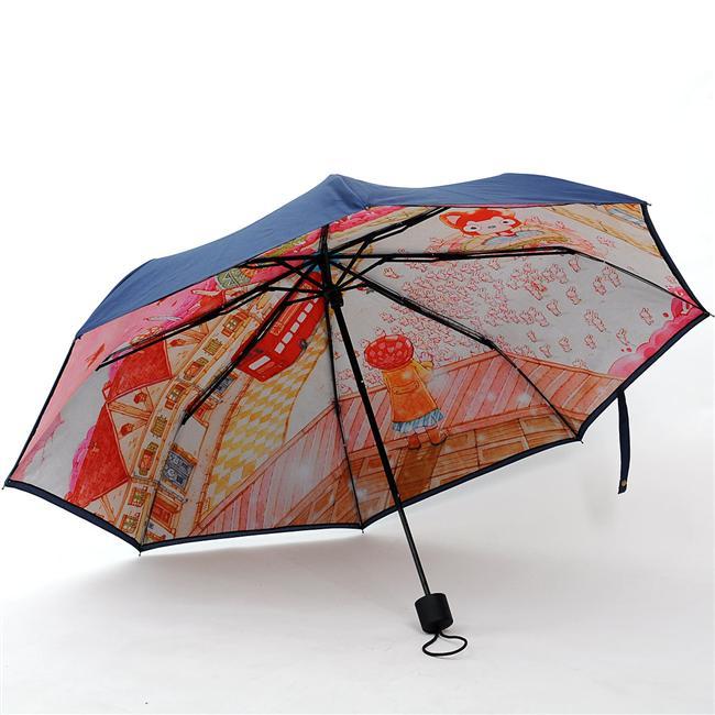 Resim desenli şemsiye