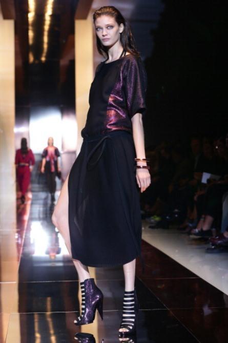 2014 Milano Moda Haftası Gucci Defilesi! - 8