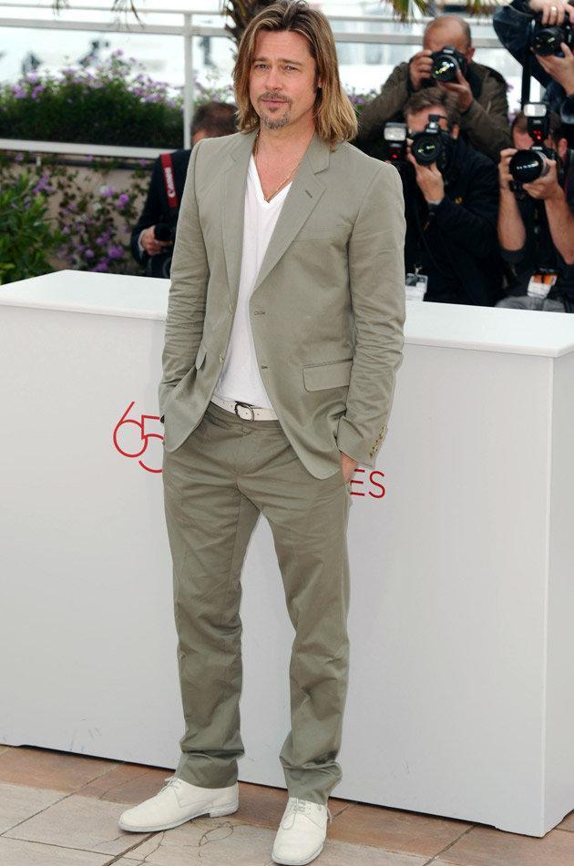 Brad Pitt: 42
