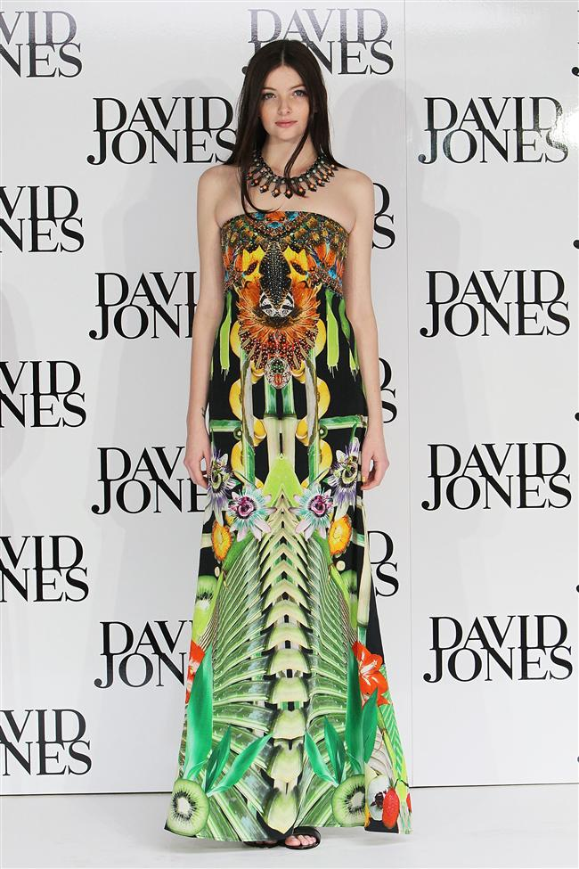 David Jones tasarım kıyafeti