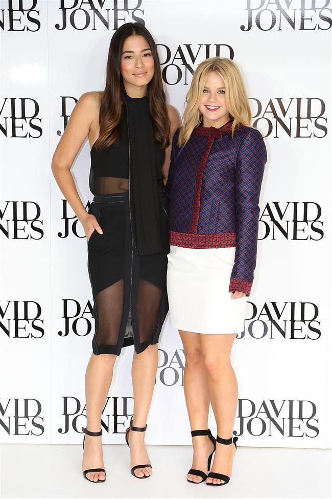 David Jones tasarım kıyafetleri