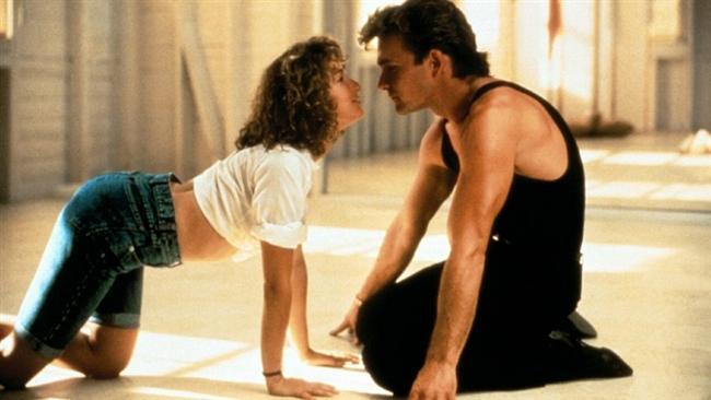 1. İlk Aşk & İlk Dans (Dirty Dancing)  Kaynak fotoğraflar: Google Ücretsiz