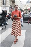 2014 Paris Moda Haftası sokak stilleri! - 2