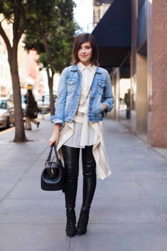 Bazı kot ceket modelleri ince kot kumaştan bazı kot ceket modelleri ise biraz daha kalın kot kumaşından yapılır. Kot ceketlerin boylarındaki değişikliklerde önemlidir.