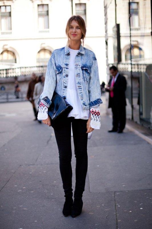 Bazı ceketler kısa bazı ceketler uzun bazı ceketlerde ara boylarda yapılır. Hepsinin kullanım alanları değişiktir. Göğüs altındaki kısa ceket modelleri genellikle uzun elbiselerin yada uzun eteklerin üzerine kullanılır. Ayrıca dar paça pantolonların üzerine giyilen uzun gömleklerinde üzerine en çok kot ceketler yakışır.