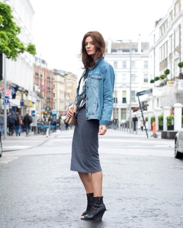 Güzel eşleşme açısından sizlere; siyah pantolon ve kot ceket önerisinde bulunabiliriz. Öte yandan krem rengi pantolonlar ile de gayet güzel yakışmaktadır. Bu önerilerimizden yola çıkarak kendi kombinlerinizi oluşturabilirsiniz!