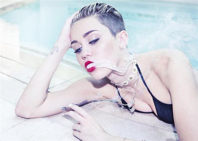 Miley Cyrus - Instagram