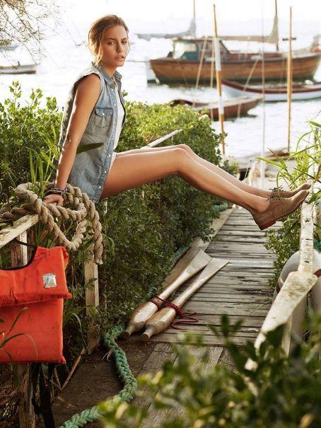Serenay Sarıkaya'nın en güzel fotoğrafları - 3