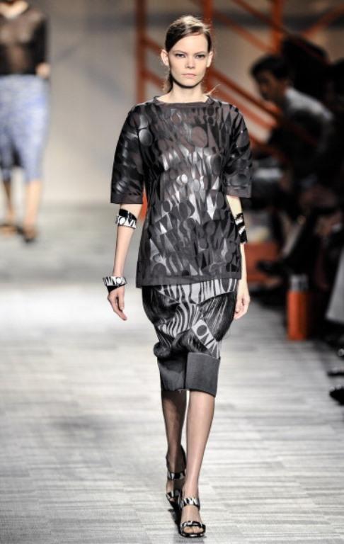 Tokyo Moda Haftası & Missoni defilesi - 6