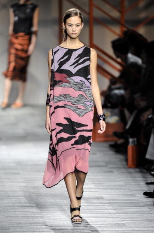 Tokyo Moda Haftası & Missoni defilesi - 8