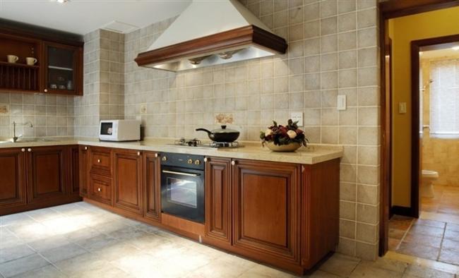 2014 Amerikan mutfak dekorasyonu - 4
