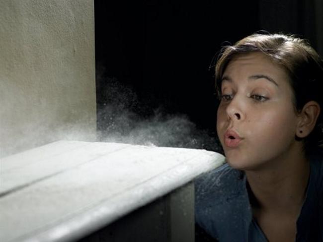 -Evinizdeki toz parçacıklarının büyük çoğunluğu ölmüş deri dokusudur.