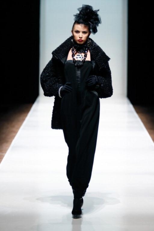 Rusya Moda Haftası & Slava Zaitsev defilesi - 5