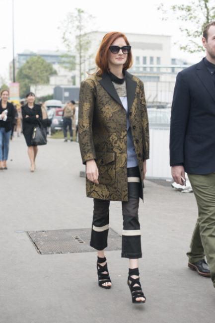 Paris sokak stili! - 14