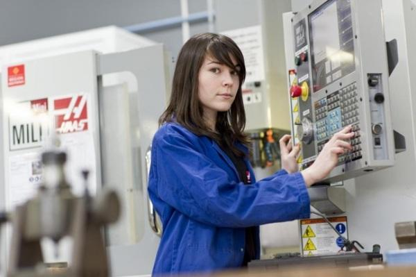 Makina operatörü ve fabrika çalışanı %45