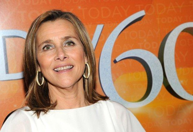 Meredith Vieira Host, The Today Show (ABD)