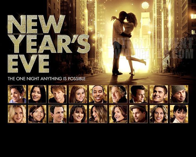 New Year's Eve (Yılbaşı Gecesi)  Filmde, yeni yıl arifesinde New York'ta yaşayan birkaç çiftin ve bekarların hayatlarının kesişmesi konu alınıyor...