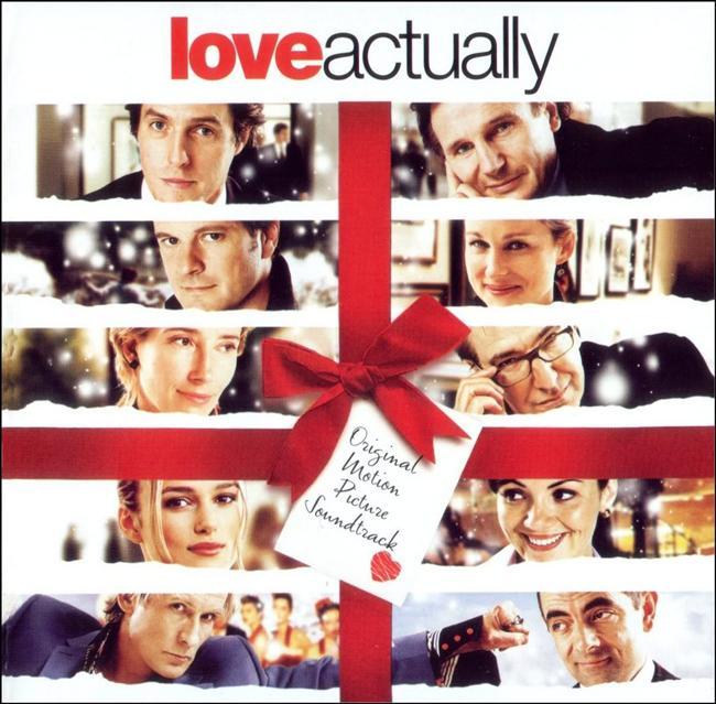 """Love Actually (Aşk Her Yerde)  """"Aşk Her Yerde"""", Noel yaklaşırken Londra'da yaşanan on ayrı aşk hikâyesini anlatıyor."""