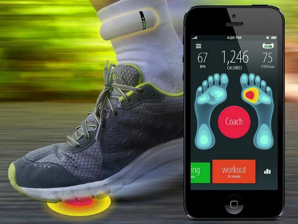 Sensoria  Akıllı saat, akıllı gözlük olur da akıllı çorap olmaz mı? Fitness uygulamalarına yeni bir boyut getiren Sensoria, bir çift akıllı çorap aracılığıyla spor hedeflerinize ulaşmanızı sağlıyor. Sensörlü çoraplar bileğinize taktığınız cihaza basınç verileri gönderiyor. Daha sonra bu veriler kablosuz ağ bağlantısıyla akıllı telefonunuza aktarılıyor. Sensoria'nın ön sipariş fiyatı ise 149 dolar.