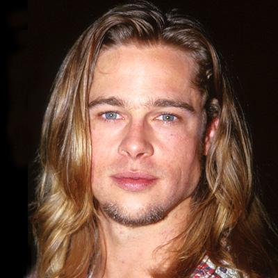Brad Pitt'in Değişimi! - 12