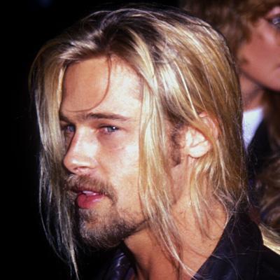 Brad Pitt'in Değişimi! - 13
