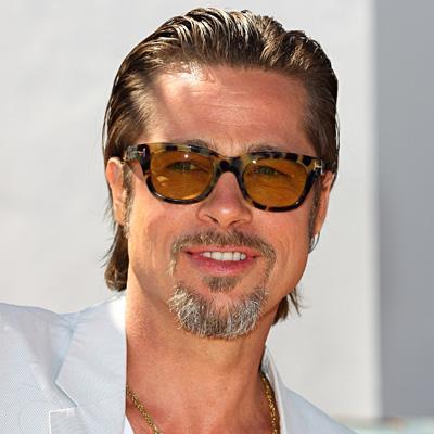Brad Pitt'in Değişimi! - 33