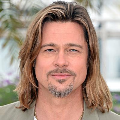 Brad Pitt'in Değişimi! - 32