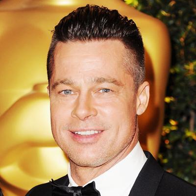Brad Pitt'in Değişimi! - 35