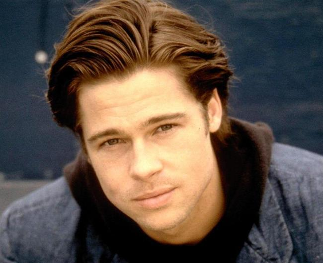 Brad Pitt'in Değişimi! - 7