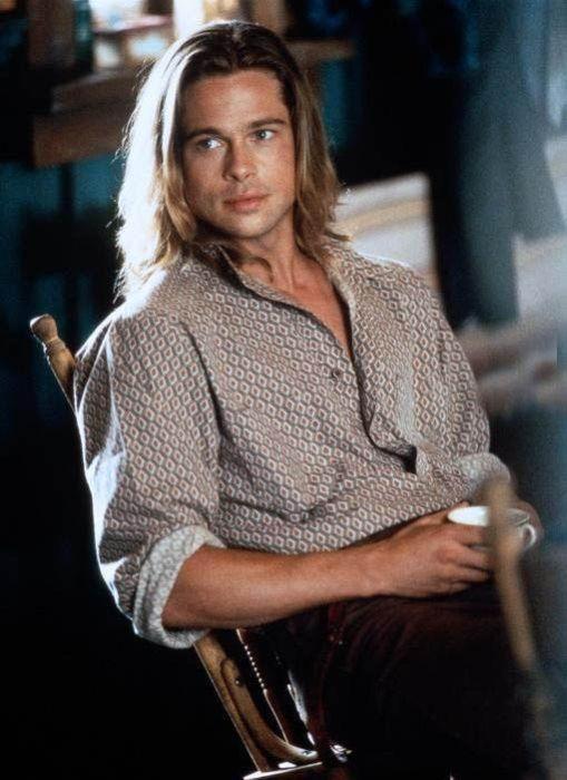 Brad Pitt'in Değişimi! - 5