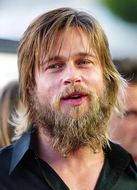 Brad Pitt'in Değişimi! - 29