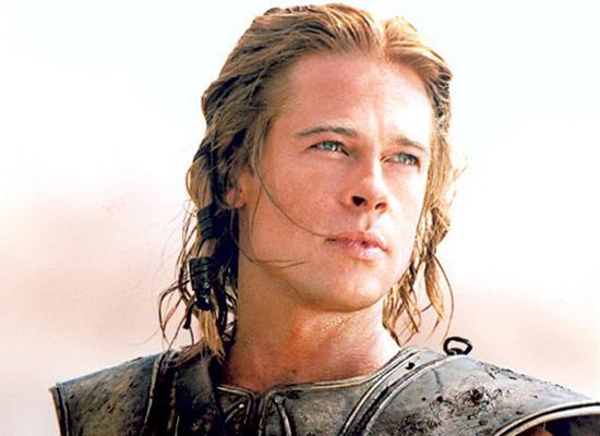 Brad Pitt'in Değişimi! - 23