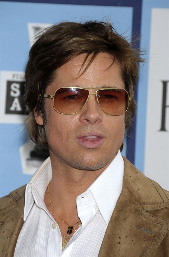 Brad Pitt'in Değişimi! - 37