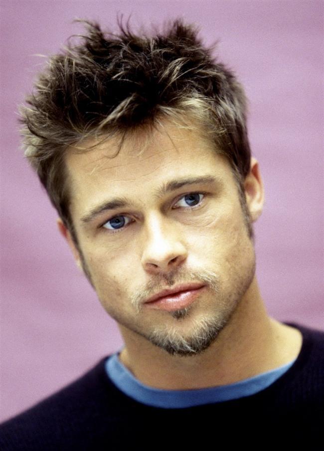 Brad Pitt'in Değişimi! - 20