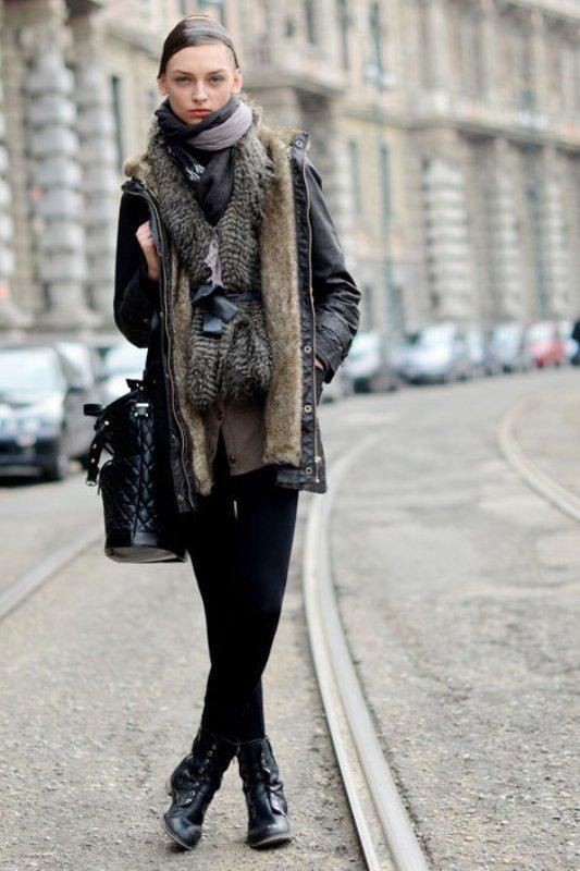 Hem şık hem de rahat olmak için stil ipuçlarıyla tüm kış şahane görünebilirsiniz...