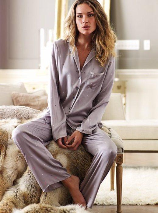 Ev keyfi yaparken giyebileceğiniz pijamalar - 17