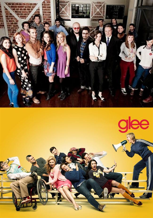 Muck – Glee  Orjinalinin ruhunu yakalamadan esinlendikleri için tutarlı olmayan ve birkaç bölümde yayından kalkan, halbuki doğru düzgün yapılabilse çok da keyifli olacak bir diziydi...