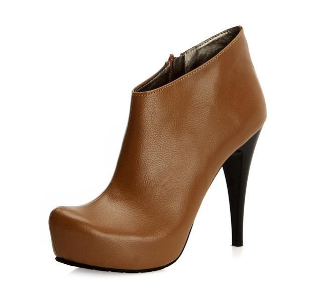 Çantanızla ve deri ceketinizle uyum sağlayacak vizon ayakkabı