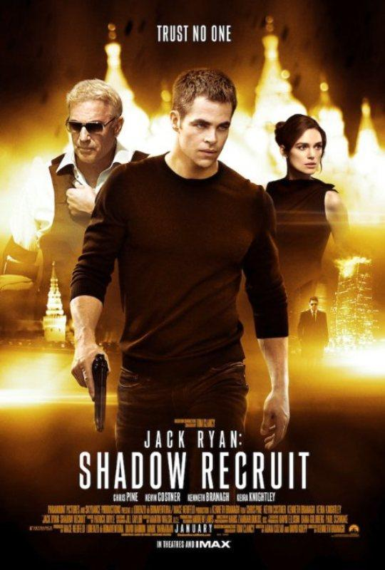 Jack Ryan: Shadow Recruit - Jack Ryan: Gölge Ajan