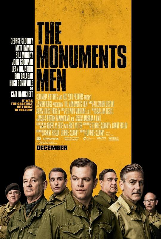 The Monuments Men - Hazine Avcıları