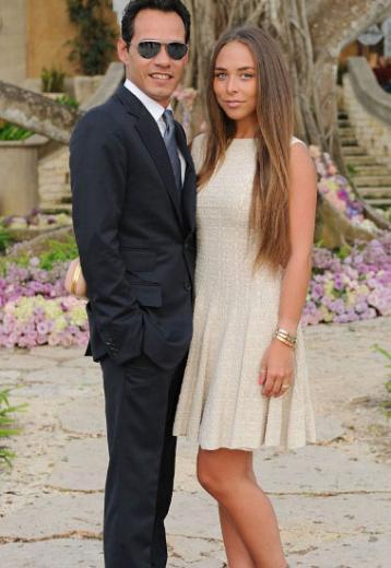 Marc Anthony de kısa boylu ünlülerden biri. Onun boyu 1. 68 cm