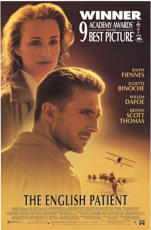 İngiliz Hasta - The English Patient
